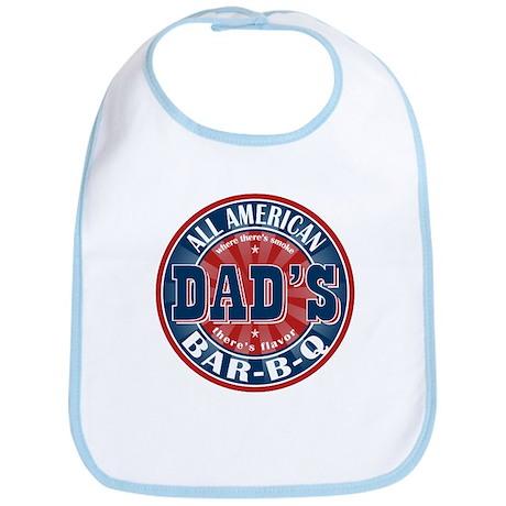 Dad's All American Bar-B-Q Bib