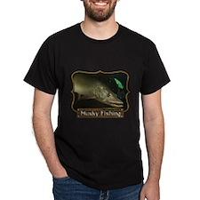 Musky Fishing 1 T-Shirt