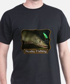 Musky Fishing 1 T-Shirt