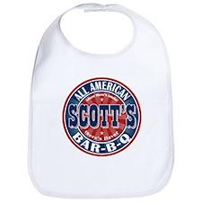 Scott's All American Bar-B-Q Bib