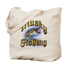 Musky Fishing 2 Tote Bag