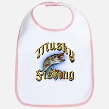 Musky Fishing 2 Bib
