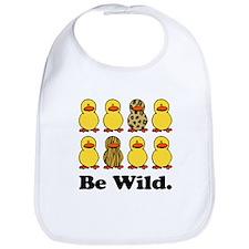 Be Wild Ducks Bib