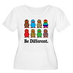 Be Different Ducks T-Shirt
