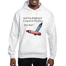 Brightest Crayon Hoodie