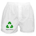 Organ Donor Boxer Shorts