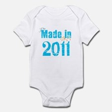 Made in 2011 Infant Bodysuit