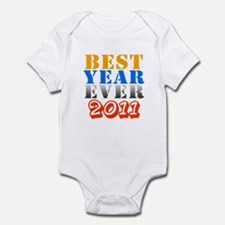 Best year ever 2011 Infant Bodysuit