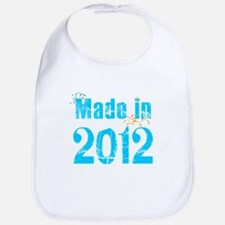 Made in 2012 Bib