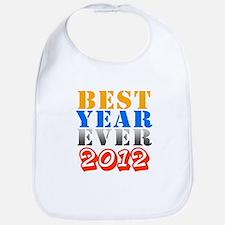 Best year ever 2012 Bib