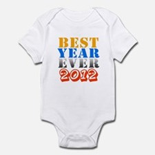 Best year ever 2012 Infant Bodysuit