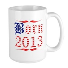 Born All American in 2013 Mug