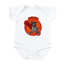 VMA 223 Bulldogs Infant Bodysuit