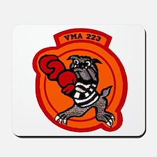 VMA 223 Bulldogs Mousepad