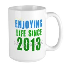 Enjoying Life Since 2013 Mug