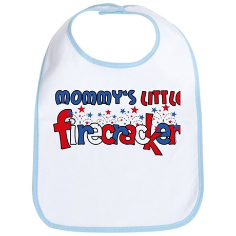 Mommy's Little Firecracker Bib
