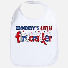 Mommy's Little Firecracker Bib
