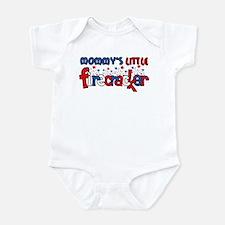 Mommy's Little Firecracker Onesie