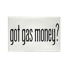 got gas money? Rectangle Magnet (10 pack)