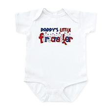 Daddy's Little Firecracker Infant Bodysuit