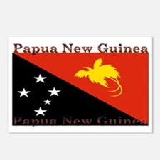 Papua New Guinea Postcards (Package of 8)