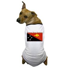 Papua New Guinea Dog T-Shirt