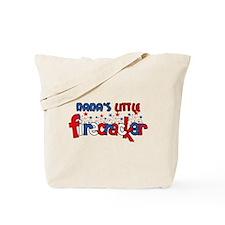 Nana's Little Firecracker Tote Bag