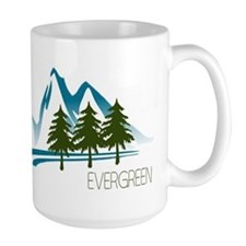 EvergreenMountainTest Mugs