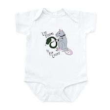 Plat Live Feeding Infant Bodysuit