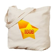 All Star 1983 Tote Bag