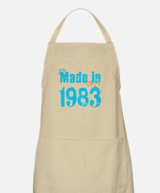 Made in 1983 BBQ Apron