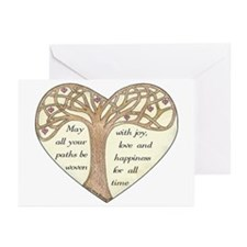 Blessing Tree Greeting Cards (Pk of 10)