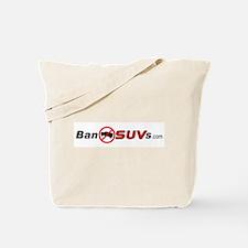 BanSUVs Logo Tote Bag