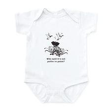 Don't Just Make a Statement... Infant Bodysuit