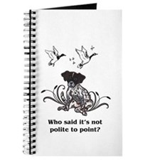 Don't Just Make a Statement... Journal