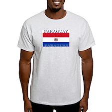 Paraguay Paraguayan Flag T-Shirt