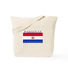 Paraguay Paraguayan Flag Tote Bag