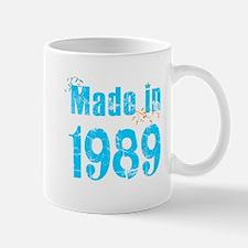 Fresh Blue Made in 1989 Mug