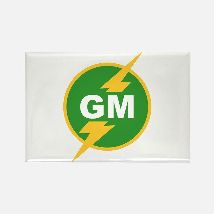 GM Groomsman Rectangle Magnet