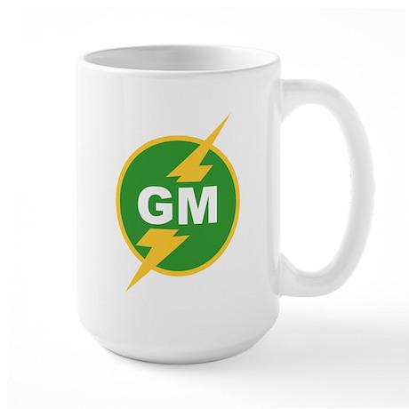 GM Groomsman Large Mug
