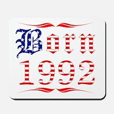 Born All American 1992 Mousepad