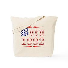 Born All American 1992 Tote Bag