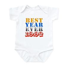 Best Year Ever 1992 Infant Bodysuit