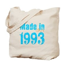 Made in 1993 Tote Bag