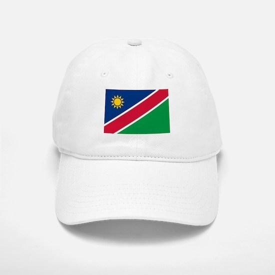 Flag of Namibia Baseball Baseball Cap