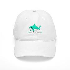 Shark Friend Baseball Cap