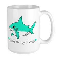 Shark Friend Mug