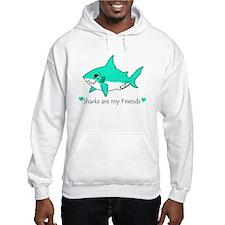 Shark Friend Hoodie