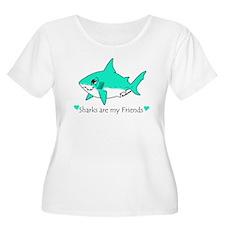 Shark Friend T-Shirt