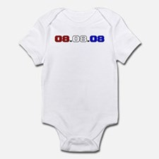 08.08.08 Infant Bodysuit